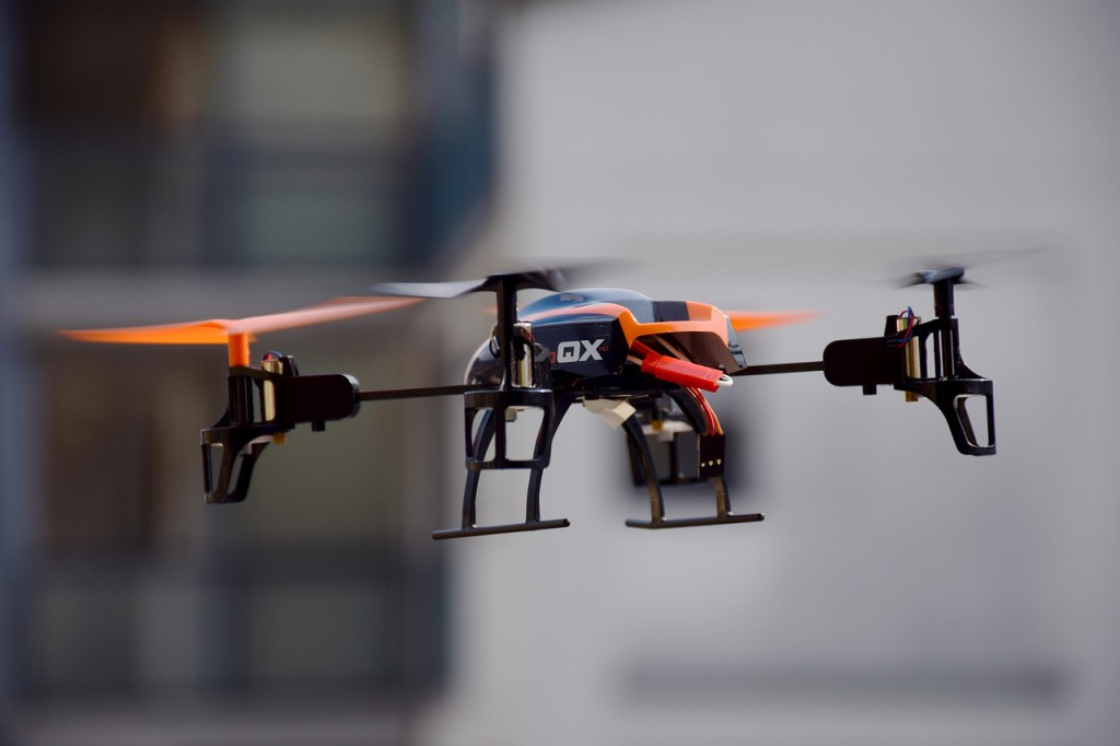 Internet of Things IoT Boten-Drone