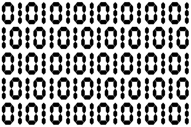 Binärcode beim Ultraschall-Tracking
