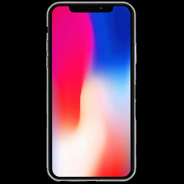 Gesichtserkennung beim neuen iPhone X
