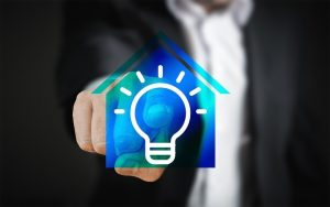Smart Home Licht Steuerung