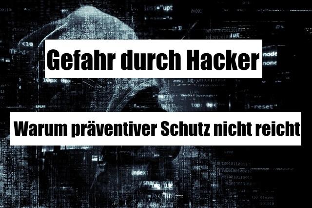 Gefahr durch Hacker