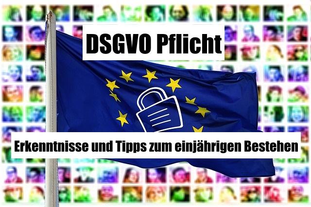 DSGVO Bilanz