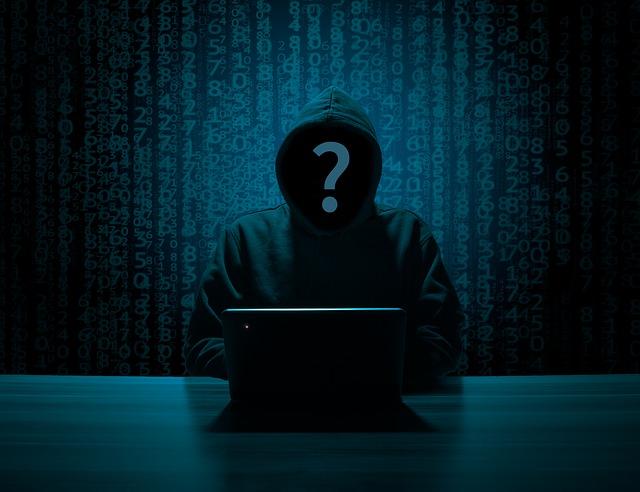 Cyberkriminelle beim Phishing