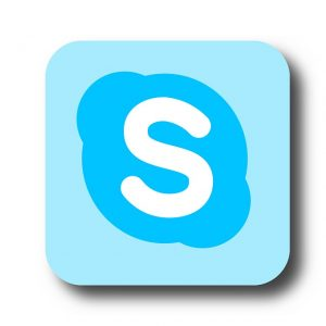 Videotelefonie Skype