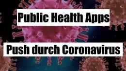 Public Health Apps