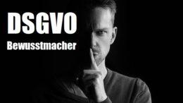 DSGVO-Bewusstmacher